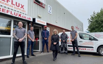 Press Release: Frazer Clarke throws his weight behind Fireflux HQ opening